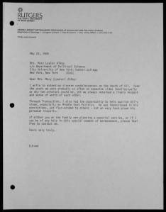Letter_to_Mrs_Mary_Lawlor_AlRoy_May_23_1985_page_1_of_1