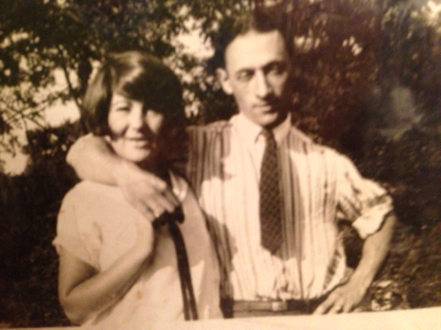 Harvey and Dorothy Delson, 1930s